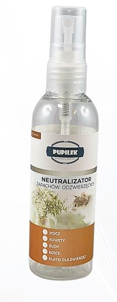 Нейтрализатор запаха мочи кошек и собак 100 мл