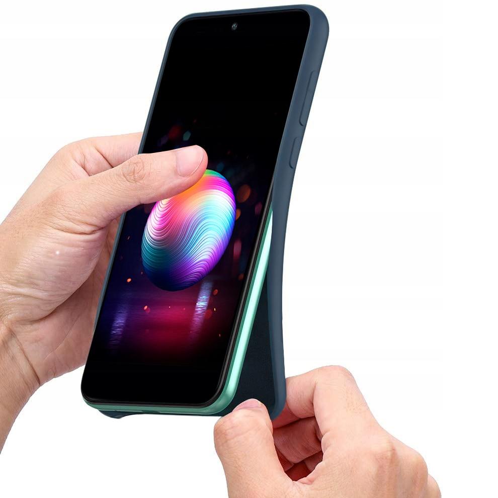 Etui do Samsung Galaxy M21 Case Silikon + Szkło 9H Producent KrainaGSM
