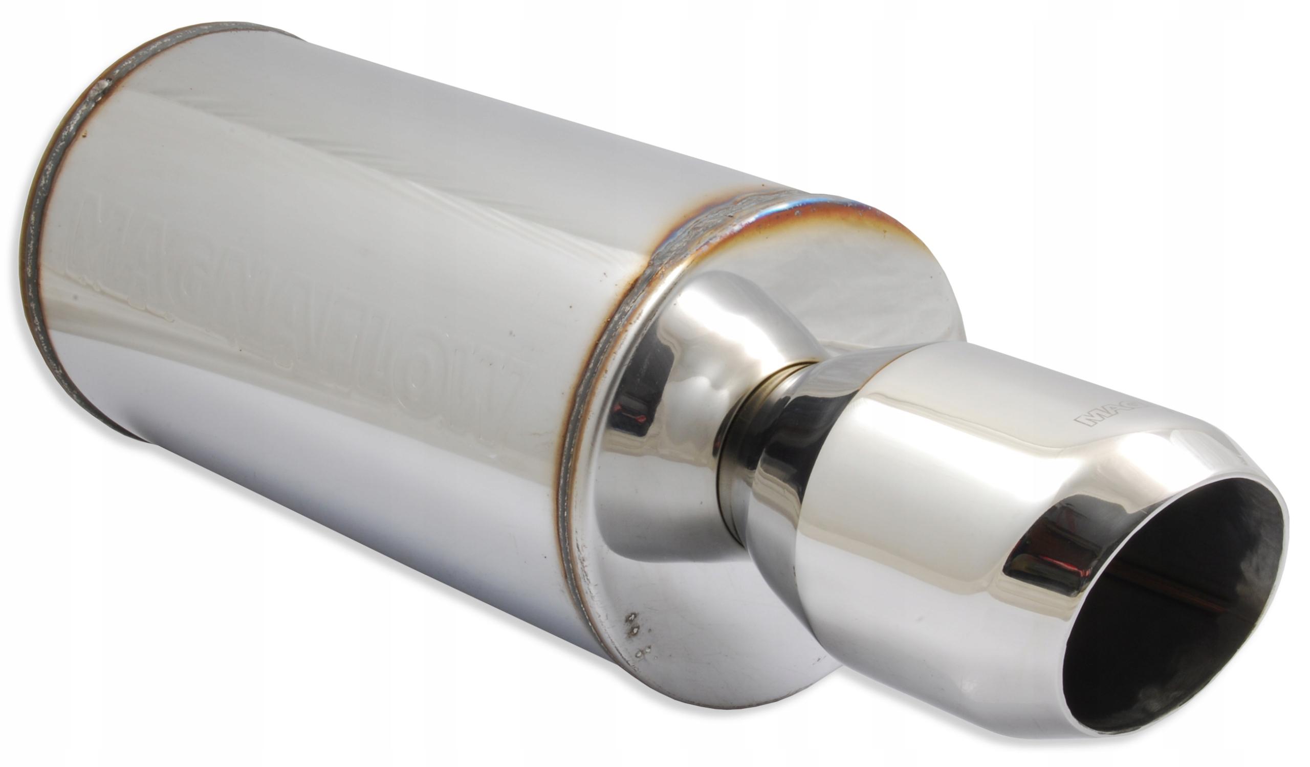 глушитель спортивный magnaflow z конце 100 мм |14831