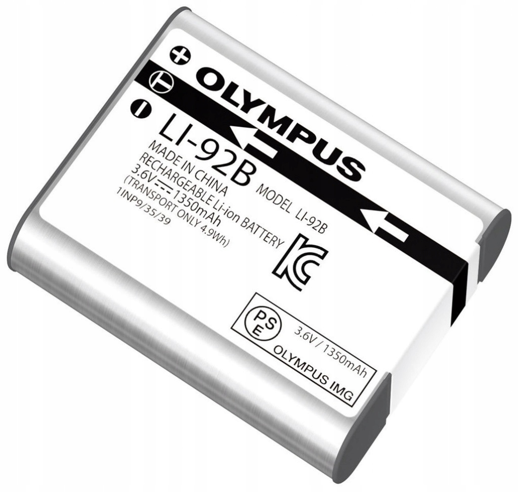 Akumulator Olympus LI-92B ORYGINAŁ