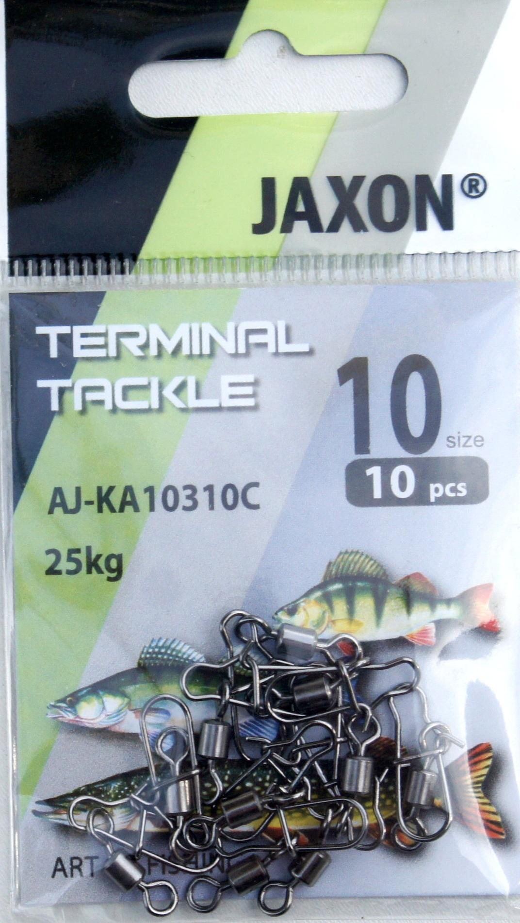 Agrafka s cudzincom silným balíkom10 ks -10 Jaxon