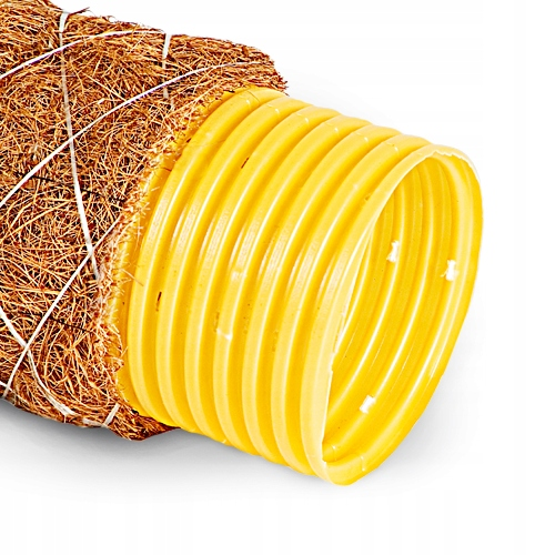 Дренажная труба PVC-U 50 из кокосового волокна
