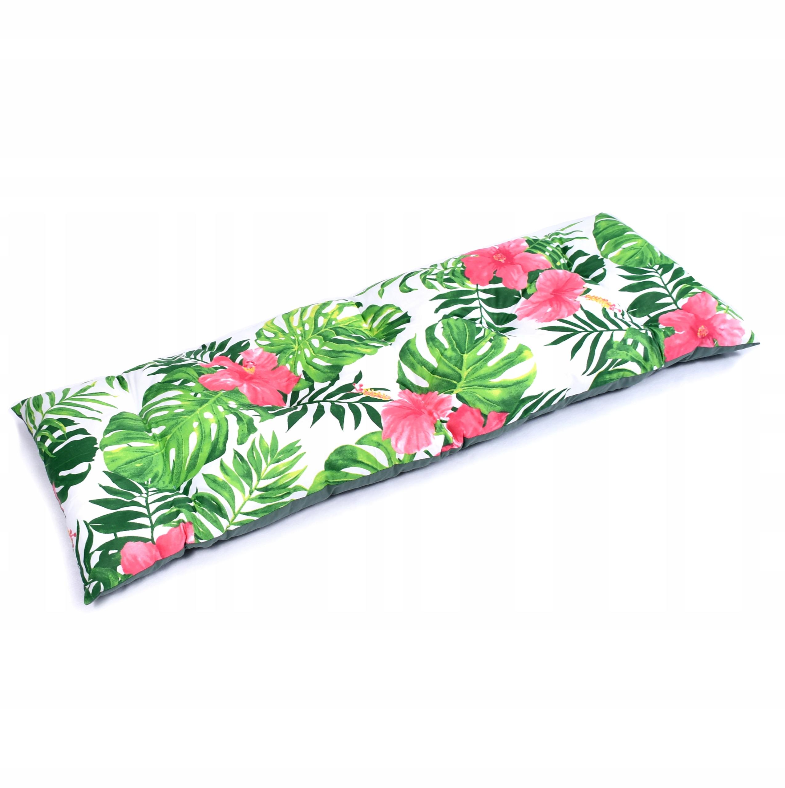 Подушка для качелей, скамейки, поддоны 120 х40 см.