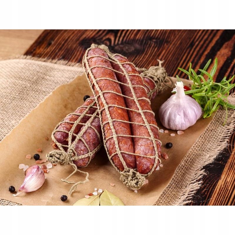 Колбаса выдержанная ветчина 200 г Szubryt