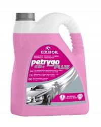 ORLEN PETRYGO PLUS G12+ 5L розовый жидкость для радиаторов