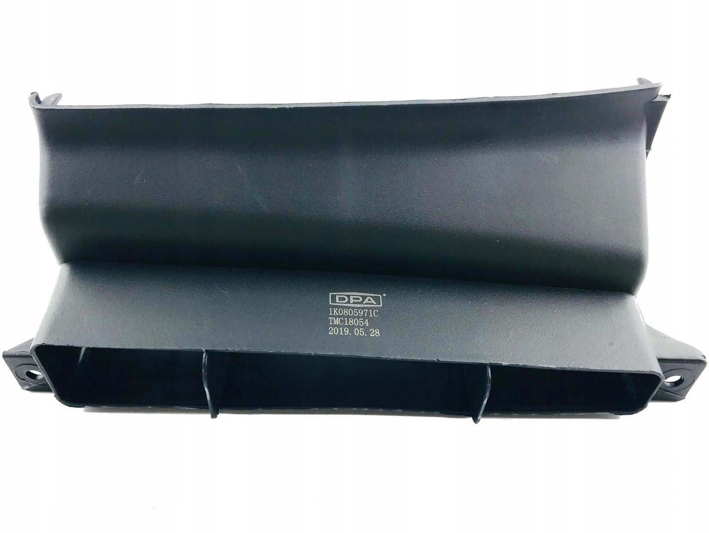 решетка на входе воздуха audi seat skoda 1k0805971c