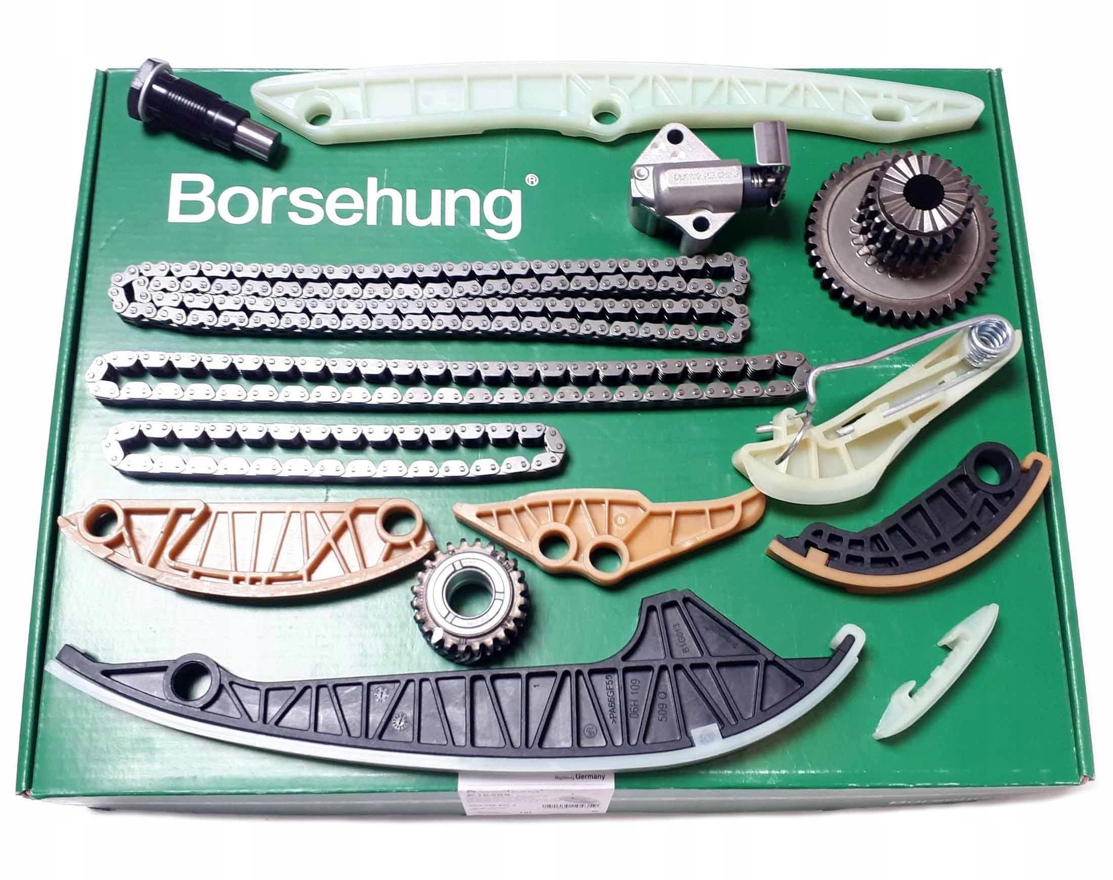 двигатель комплект borsehung audi skoda vw 06h198229a