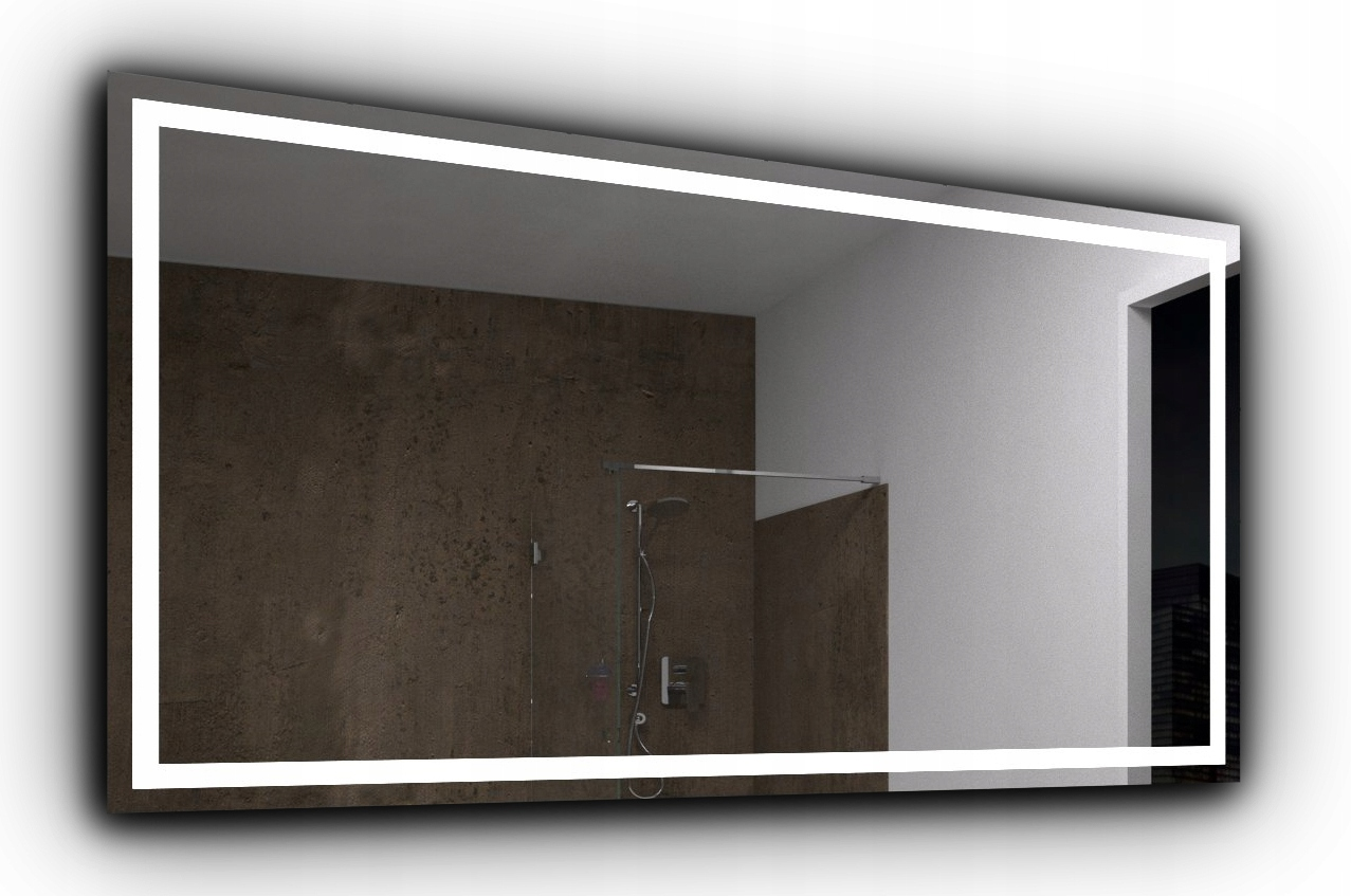 Зеркало для ванной LED 70x50 Atlanta