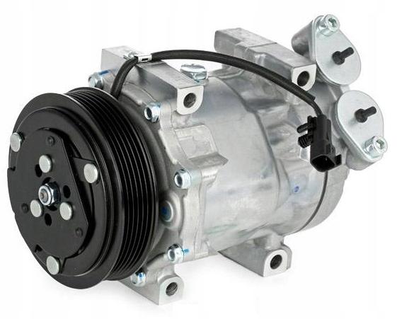 компрессор кондиционирования воздуха 3m5h-19d629-kg проверено
