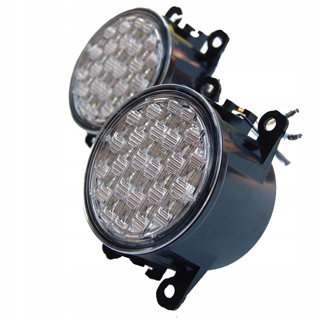 DRL Halogen LED do jazdy dziennej ponad 100 modeli 4