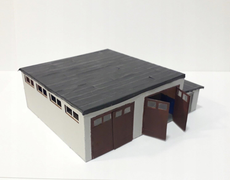 Авторемонтная мастерская с офисом и резервным помещением