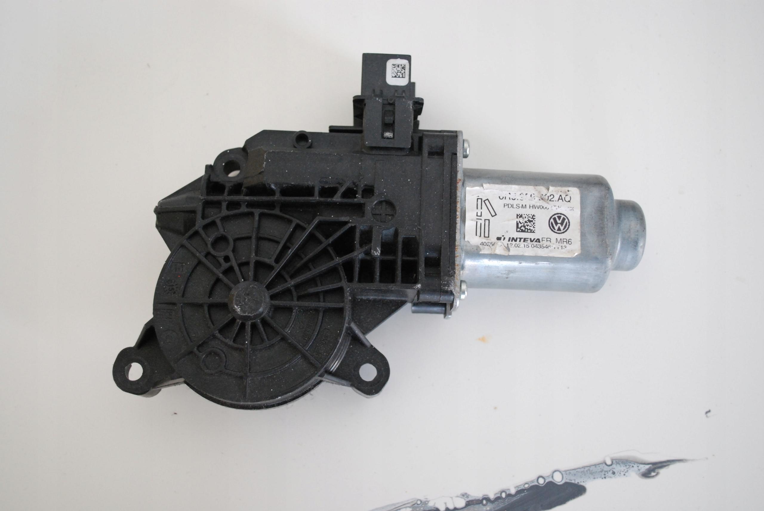 двигатель правый вперед 6r0959802aq roomster fabia ii