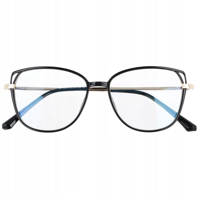 Okulary Damskie oprawki korekcyjne okularów kocie