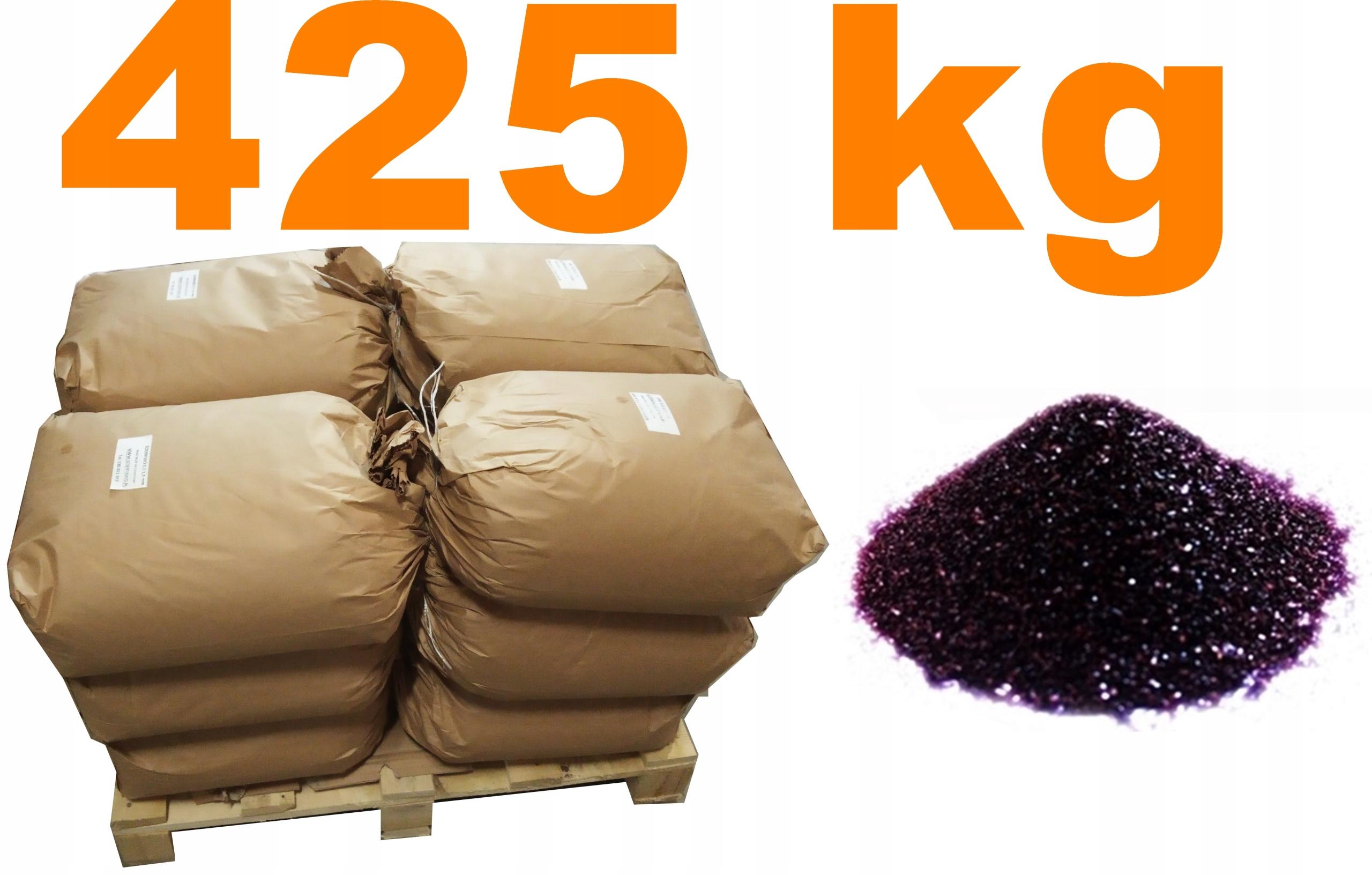 ŚCIERNIWO DO PIASKARKI KORUND PIASEK 400 kg 7500088451 - Allegro.pl