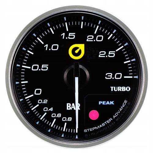 индикатор new авто gauge boost 52mm