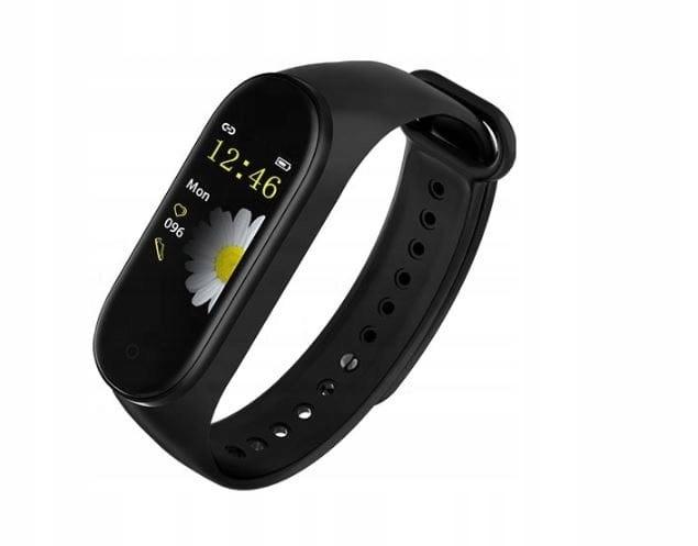 Купить smartband M4 PRO smartwatch opaska sport zegarek на Otpravka - цены и фото - доставка из Польши и стран Европы в Украину.