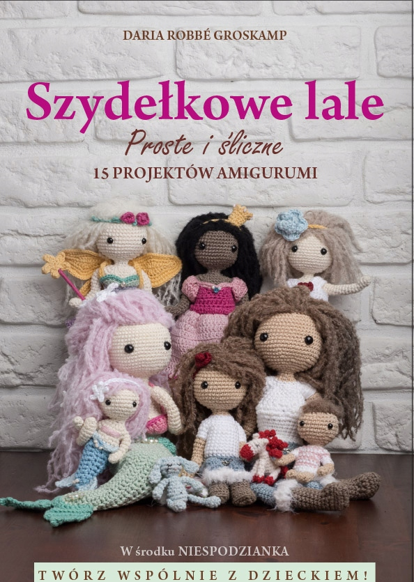 Item The book is a gift, for Mother's Day - crochet (EU) Lale