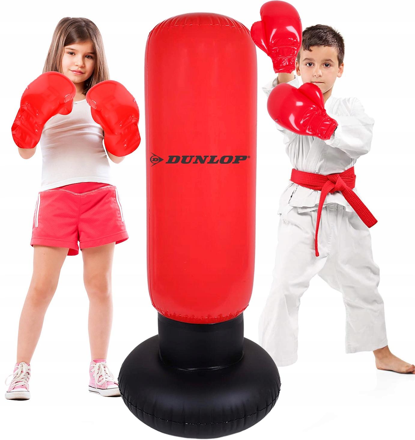 Надувная боксерская сумка для обучения стоящая дунтилоп