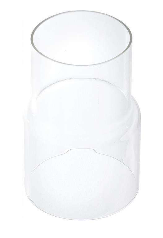 Plynová lampa Hendi - konektor zo sklenenej trubice