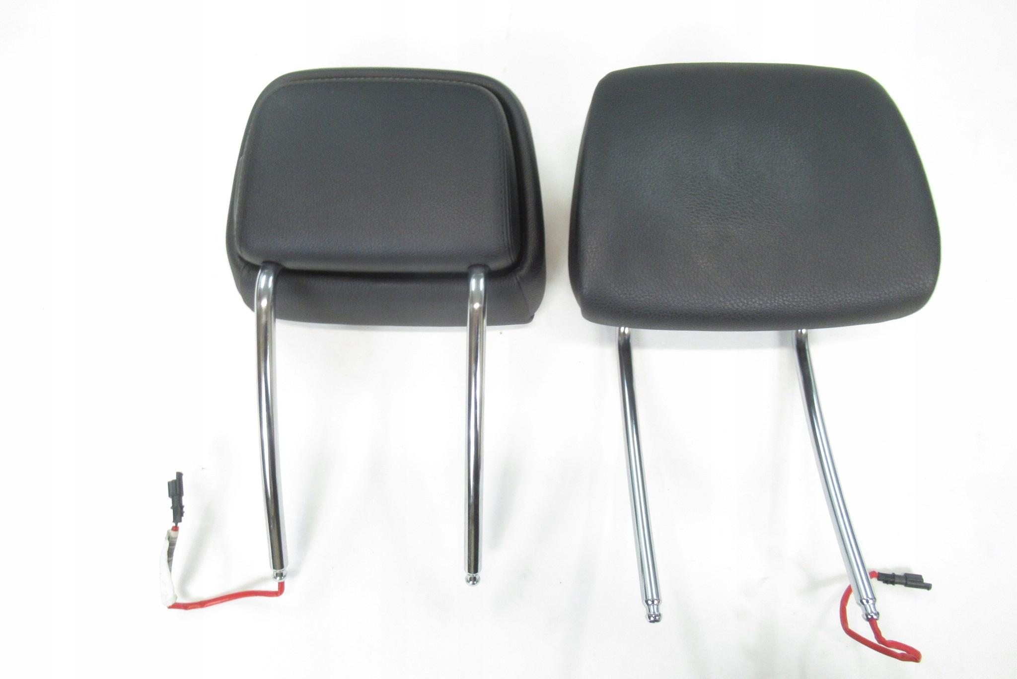 подголовник переднего кресла bmw f10 f11 активный