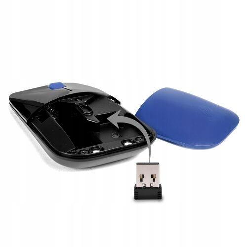 Mysz bezprzewodowa HP Z3700 Sensor optyczny