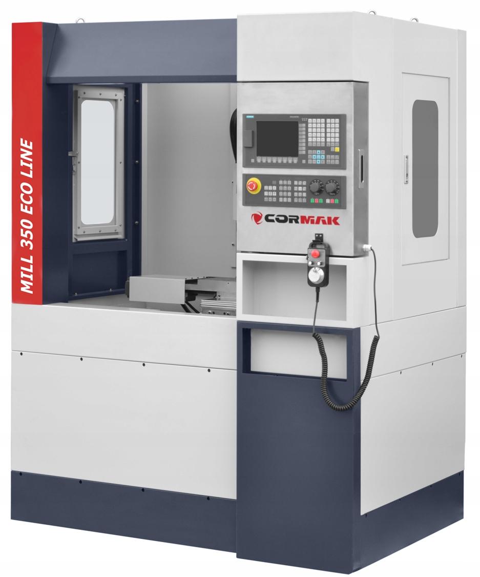 CNC frézovacie stroje obrábacie centrum SUINUMERIK 4-AXIS OPC.