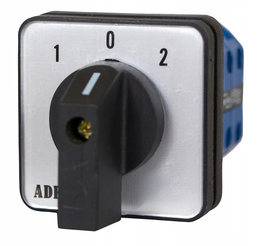 Tabuľkový konektor 40A 3F 1-0-2 Sieť IP65 Agregát