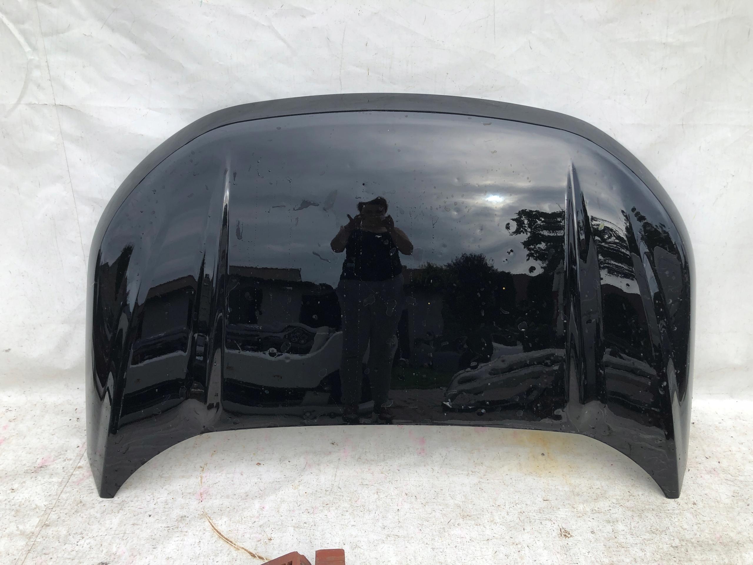 капот ford edge mk2 кришка передня 15-18, фото