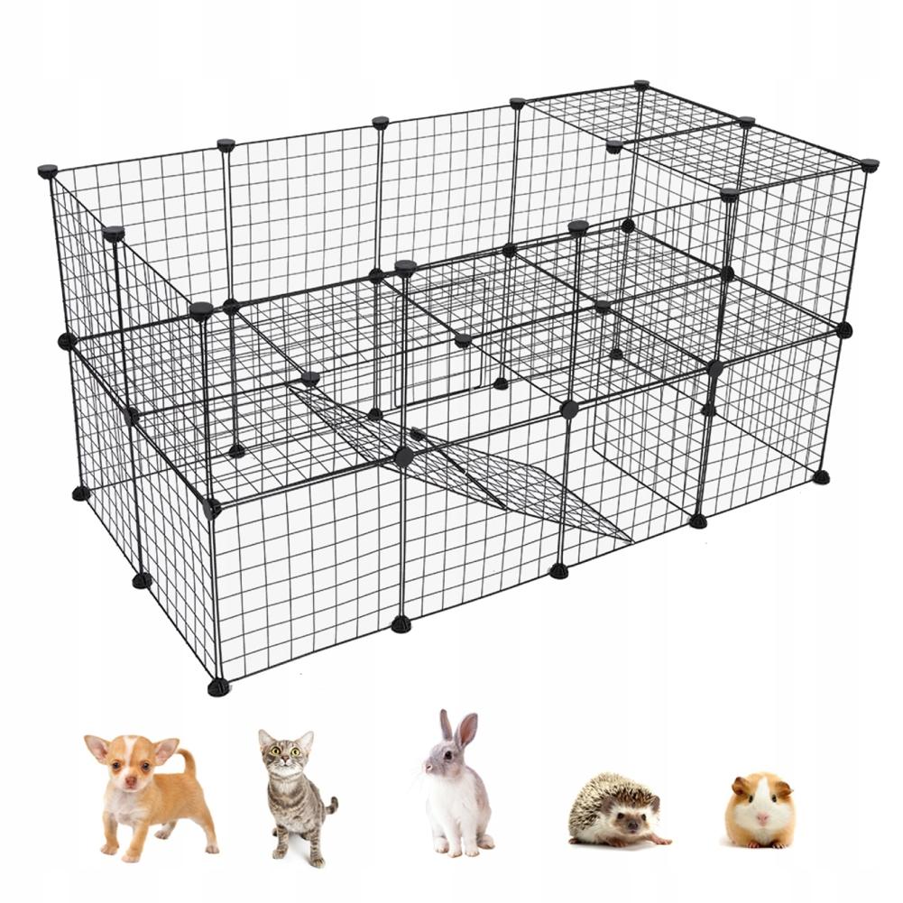 Клетка на ферме Животные на свободном выгуле Собаки Кошки Król