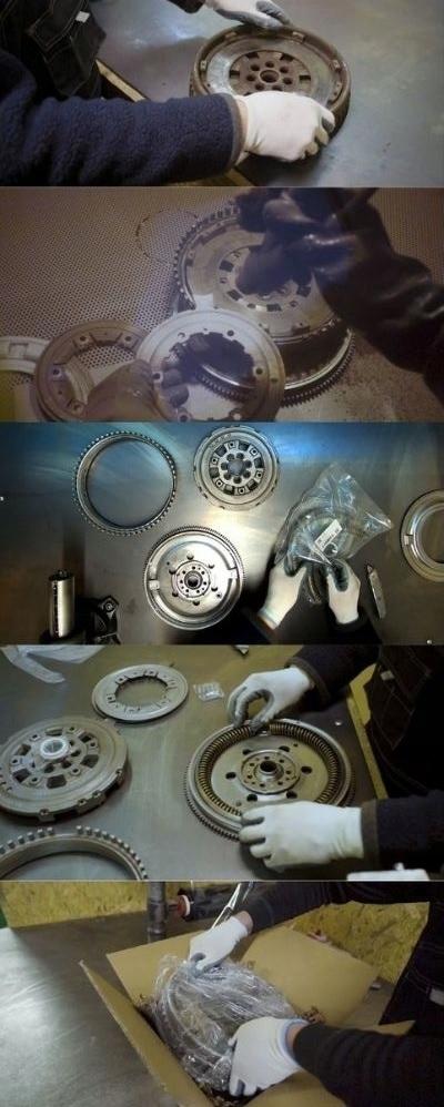 [KOLO ДЕМФЕР VW PASSAT CC 2,0TDI 140-170KM из Польши]изображение 4
