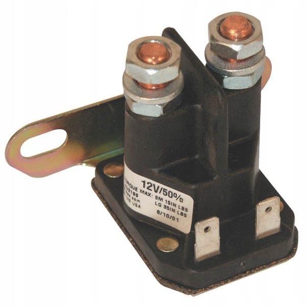 ELEKTROMAGNETICKÝ 12V/50 STIGA VILLA 520 HST 320 ORIGINAL