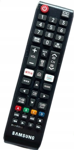 ORYG. PILOT TV SAMSUNG -NETFLIX- SMART UNIWERSALNY
