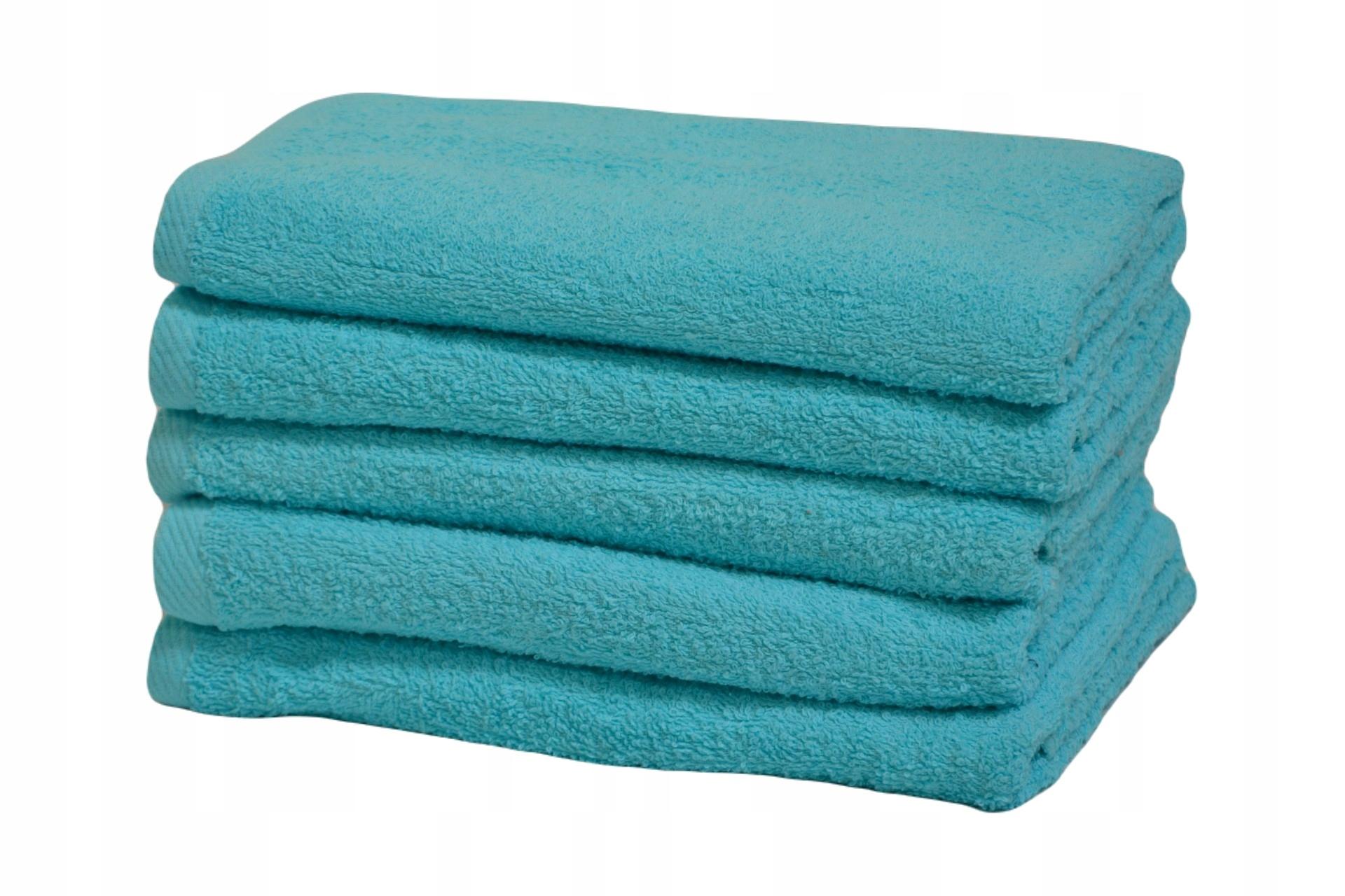 Банное полотенце для гостиницы 100/50 БИРЮЗОВЫЙ