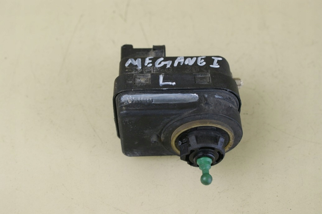 Silniczek regulacji lampy lewy Renault Megane 1 I
