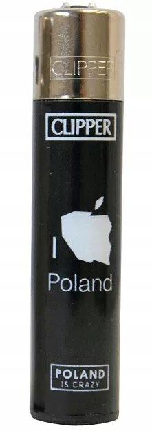 CLIPPER TOURISTIC POLAND зажигалка для бонгов