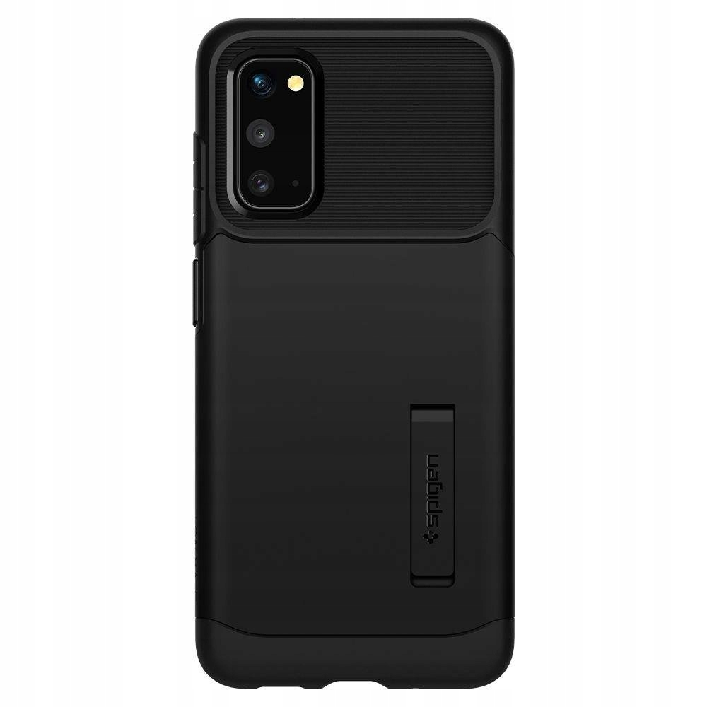 Etui Spigen Slim Armor do Samsung Galaxy S20 Black EAN 3378815428706