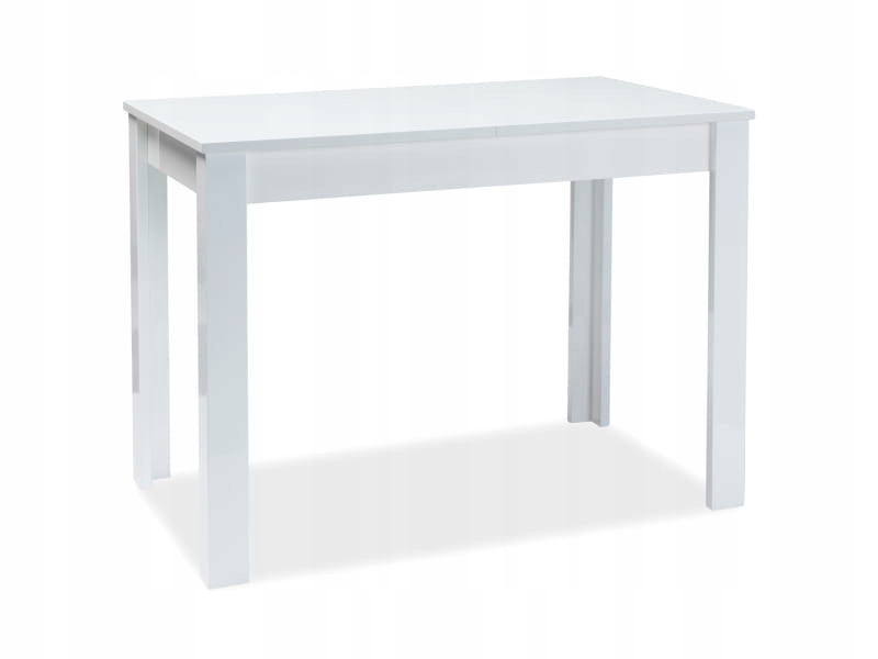 ALBERT pohovka, stôl biely lak 60x100