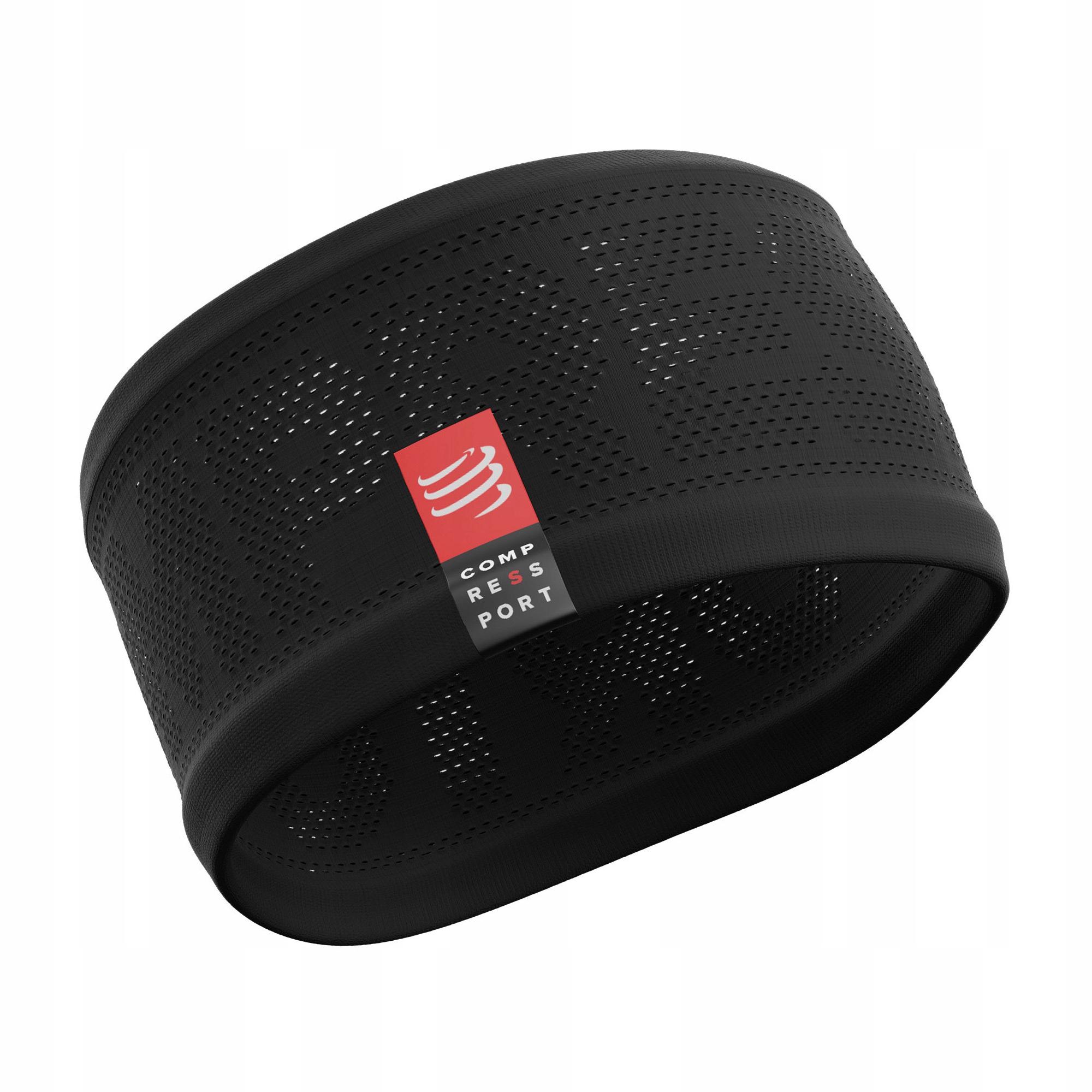 Opaska на głowę COMPRESSPORT Headband V2 On/Off