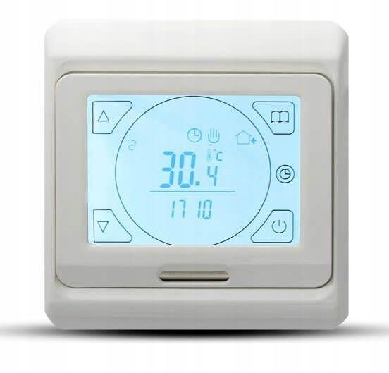 Regulator Sterownik temperatury THERMOVAL TT16 ECO