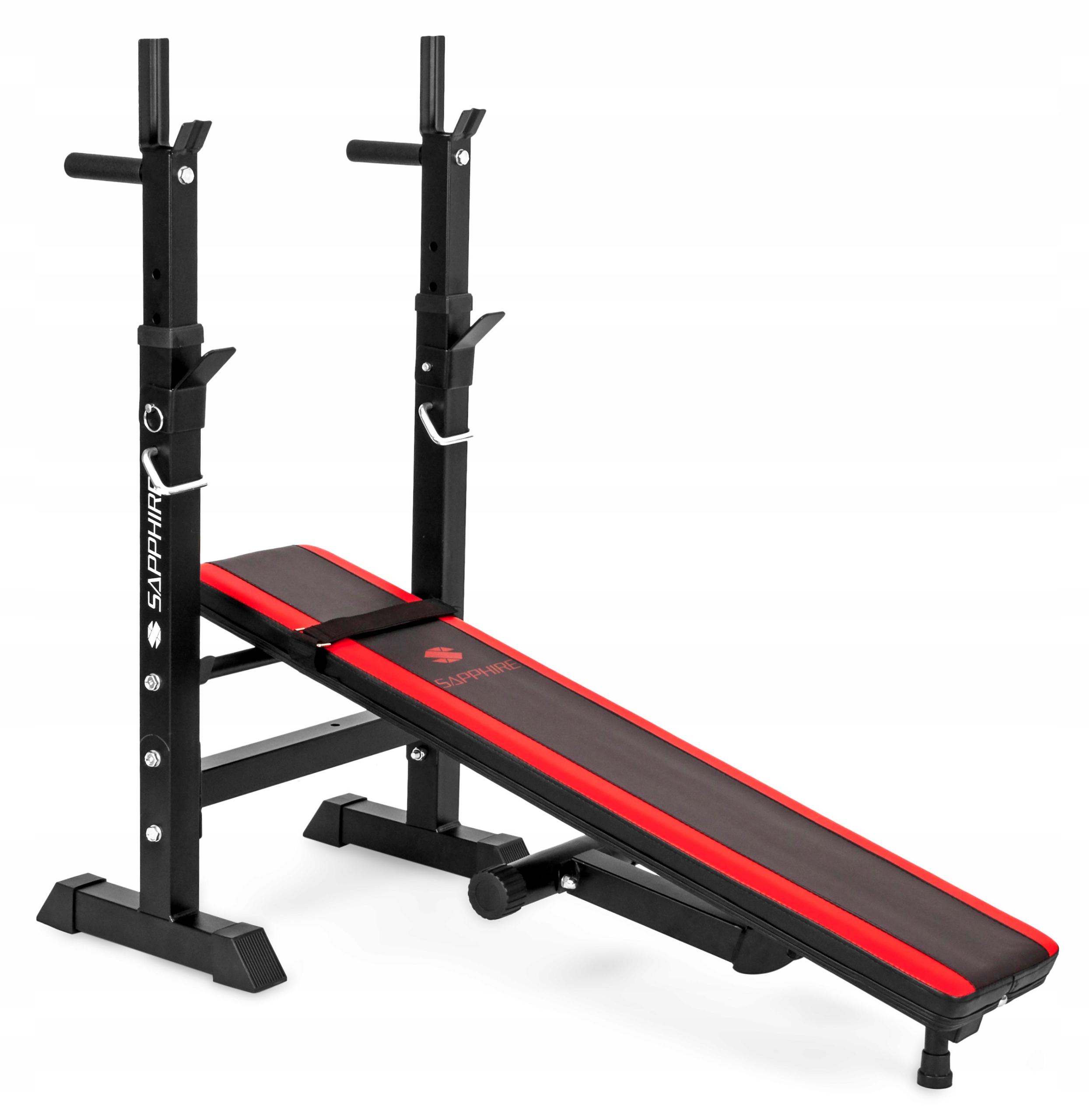 XYLO siłownia 82 kg zestaw ŁAWKA+GRYFY+OBCIĄŻENIA Marka Xylo