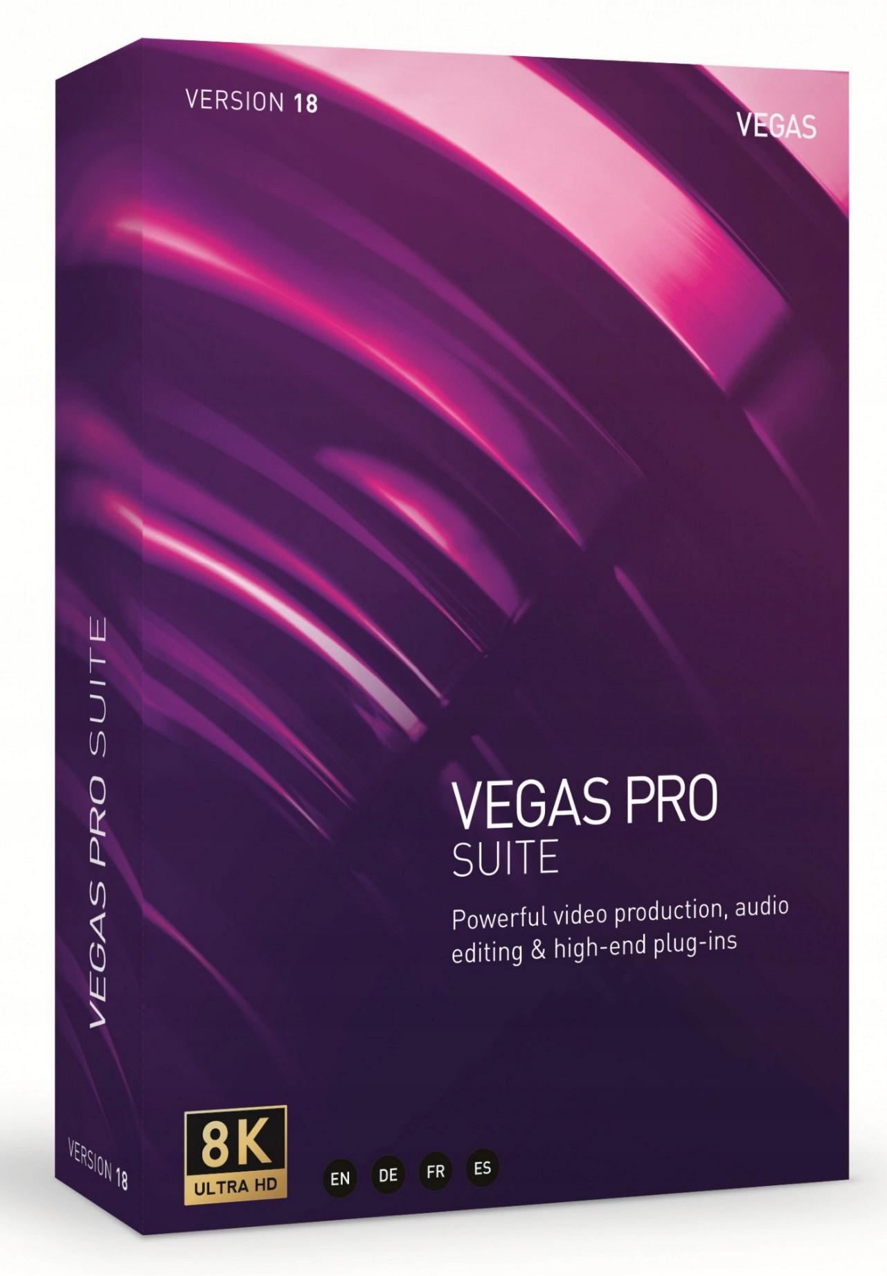 Купить MAGIX VEGAS PRO 18 Suite ESD (Elektroniczna) на Otpravka - цены и фото - доставка из Польши и стран Европы в Украину.