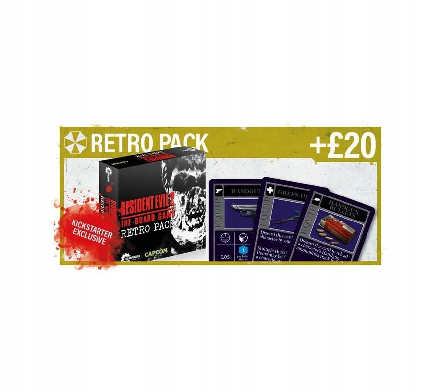 Resident Evil 2: Retro Pack Expansion (KS)