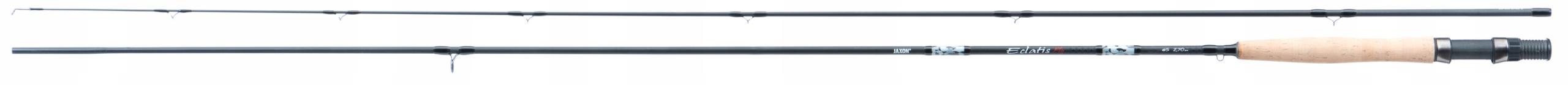 Jaxon Eclatis Fly 270 Rod # 5 2-zloženie