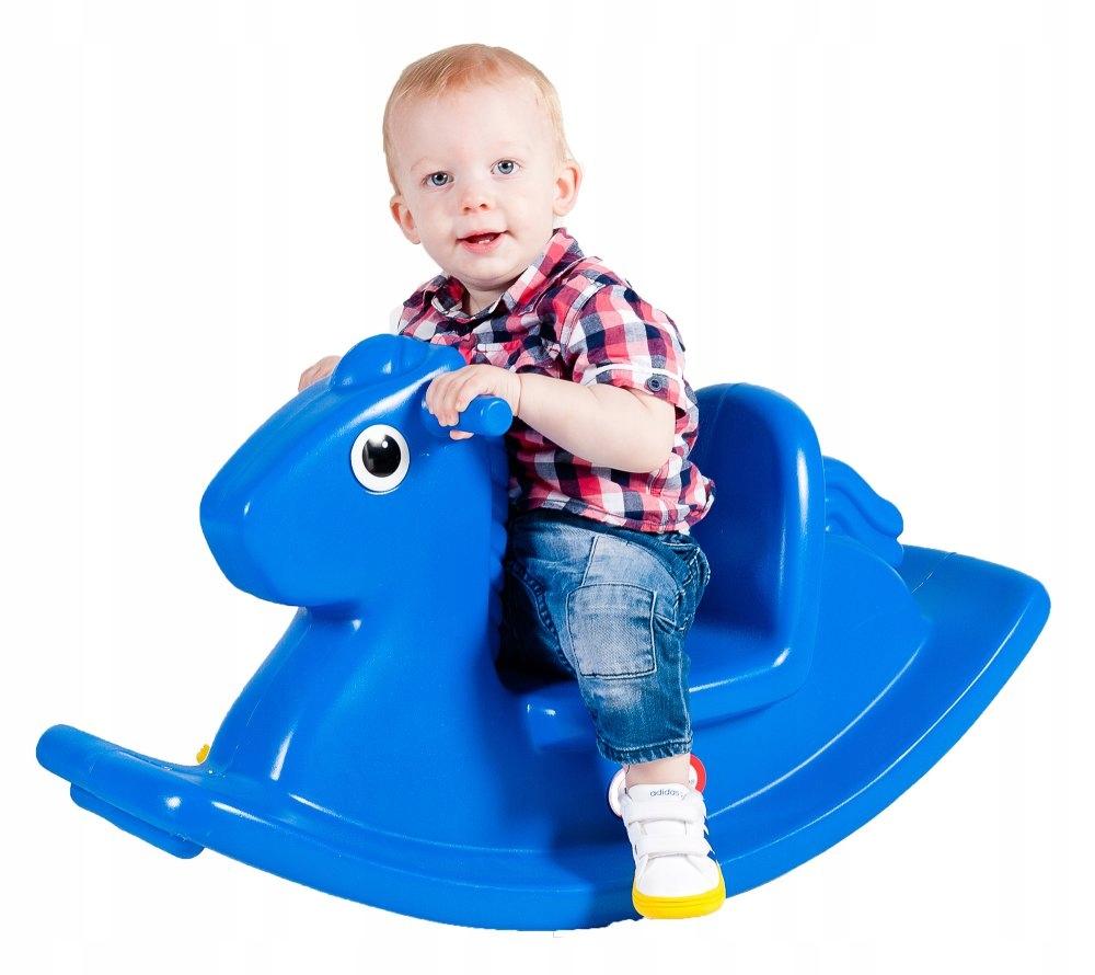 LITTLE TIKES Rocker Hojdací koník modrý 1672