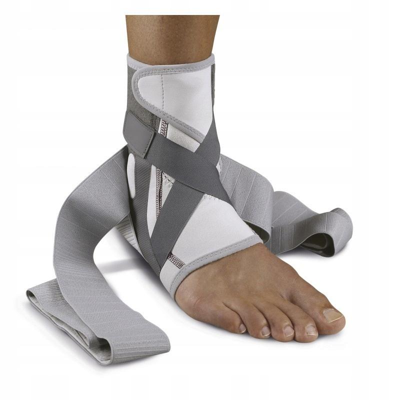 ORTEZA STABILIZATOR STAWU SKOKOWEGO Push Med PRAWY Rodzaj orteza stawu skokowego i stopy