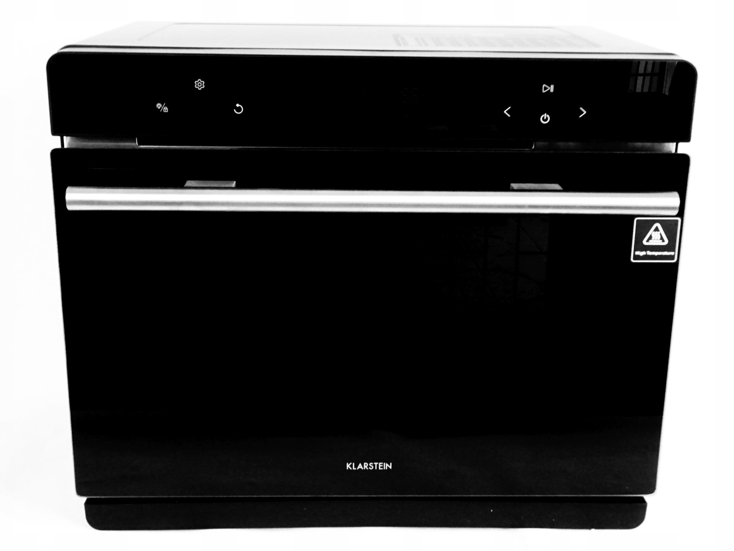 Klarstein MasterFresh 2200 W 230 ° C паровой духовой шкаф