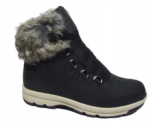 AIGLE TL RETRO W GTX Snehové topánky čierne Roz. 39