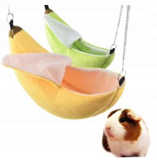 Подвесная банановая грядка для грызунов, картофеля фри