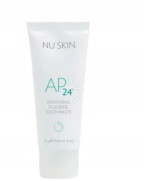 AP-24 Отбеливающая зубная паста с фтором NU кожи