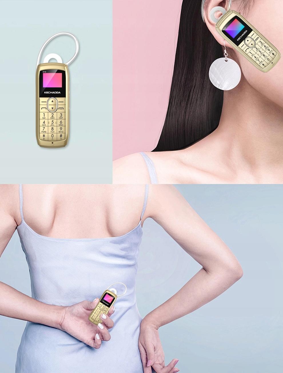 MIKRO TELEFON GSM zmiana głosu SIM Wbudowana pamięć 32 MB